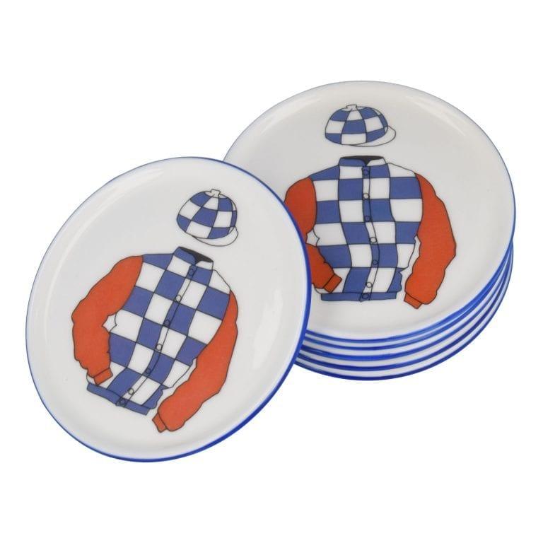 Racing Silk Coasters
