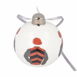 Racing Silk Bauble
