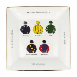 Racing Silk Dishes