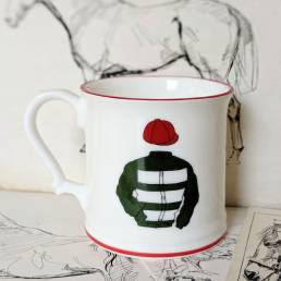 Racing Silk Mugs