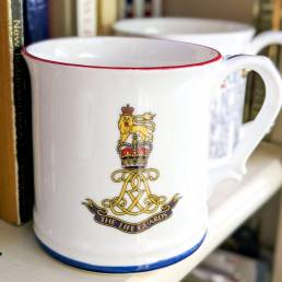 Regimental Tankard Mug