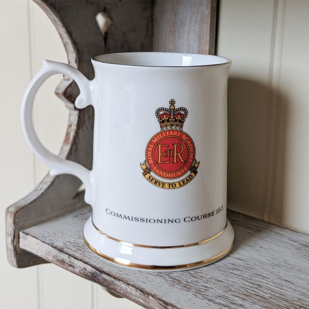 Regimental Tankard Mug