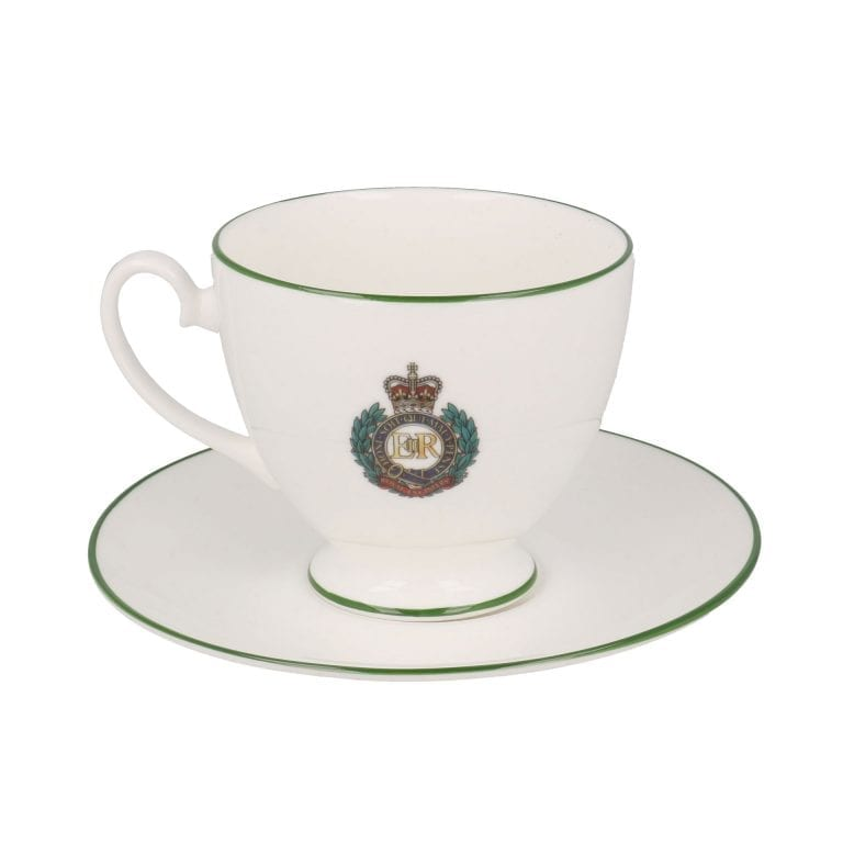 Regimental Teacup