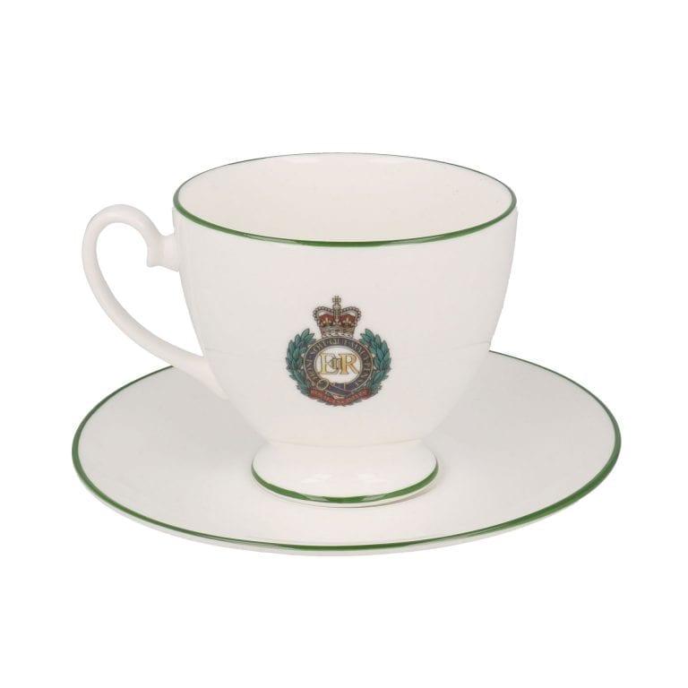 Regimental Teacup