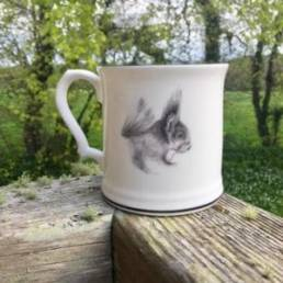 Pencil Drawing Mugs