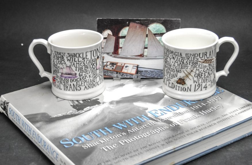 Shackleton Mugs