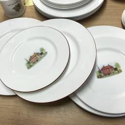 Bespoke Plates
