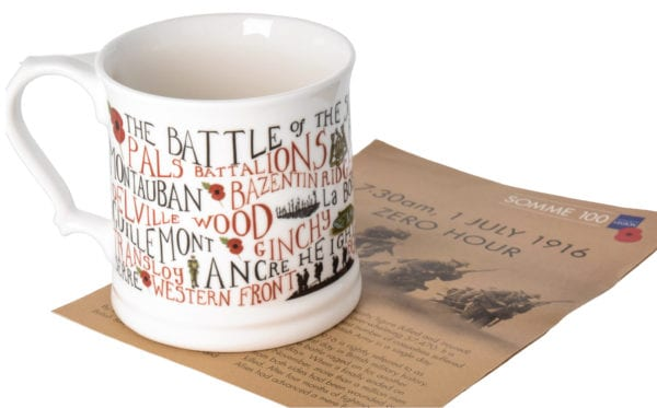 We will Remember Mugs