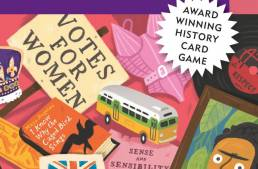 WOMEN in history card game