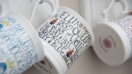 Mug full of History