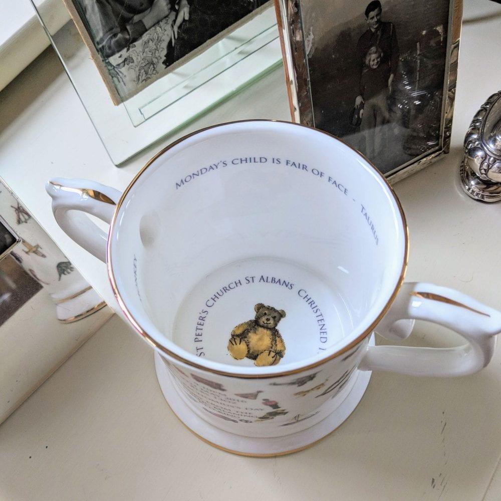 Children Toy Loving Cup