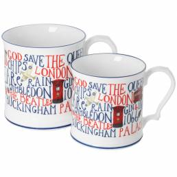 Best of British Mug