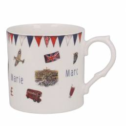 Best of British mug