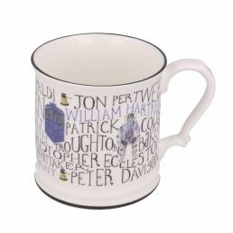 Doctor Who Mug full of History handle right