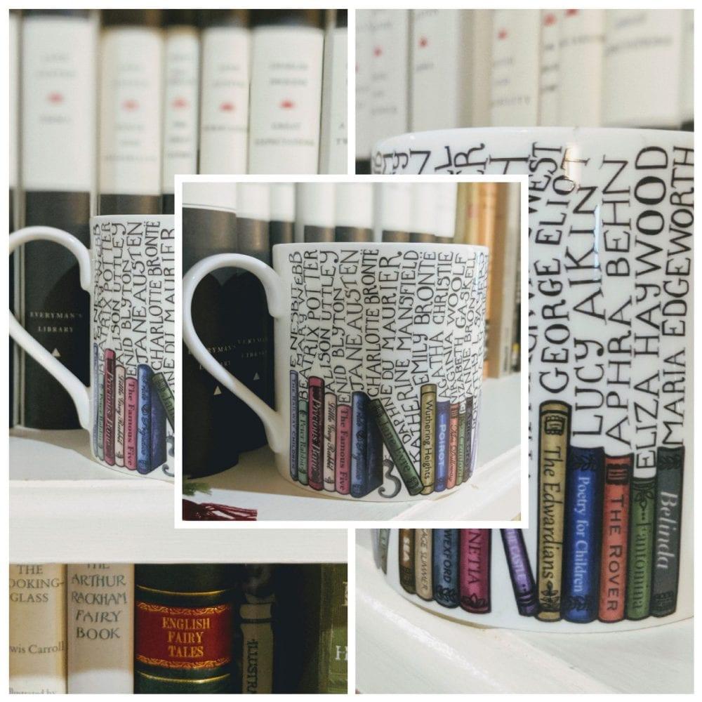 Bookworm Mug video screenshot