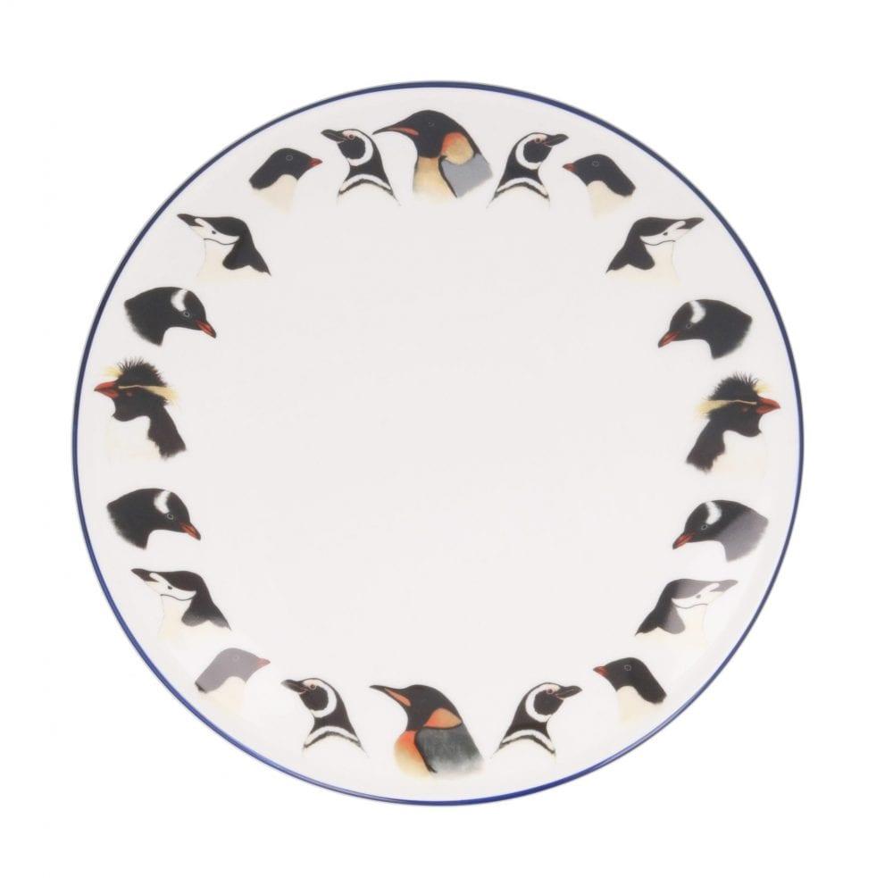 Penguin Cake Plate