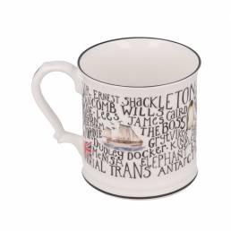 Shackleton Mug Full of History
