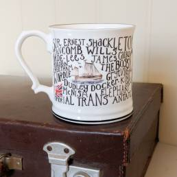 Shackleton Mug Full of History