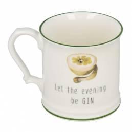 Let the evening beGIN