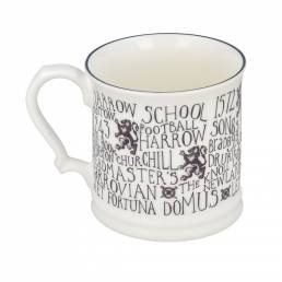 Corporate Mug Full of History