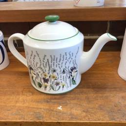 Teapot Full of Secrets