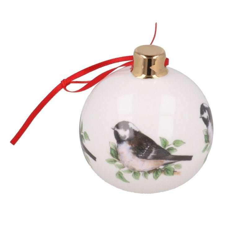 Coat Tit Bauble