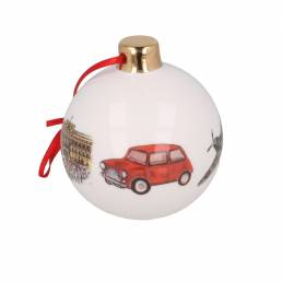 Best of British Bauble