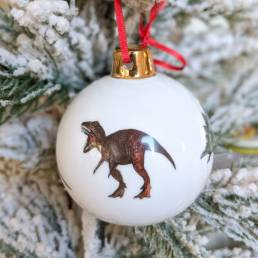 Dinosaur Bauble
