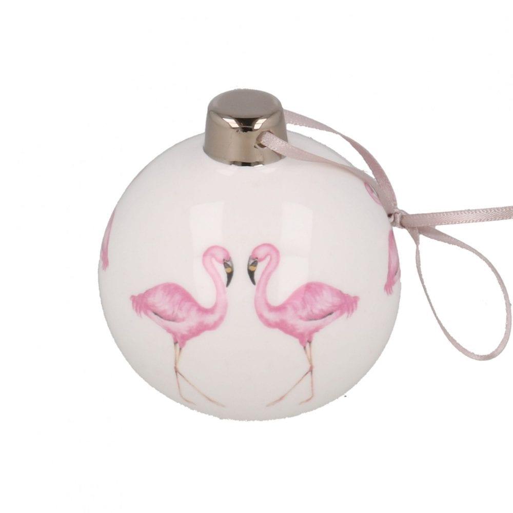 Flamingo Bauble