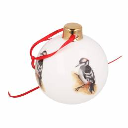 Garden Birds Bauble