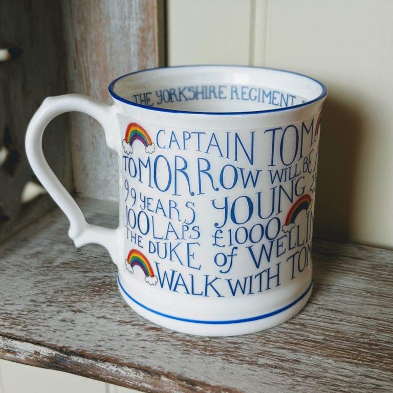 captain tom's mug