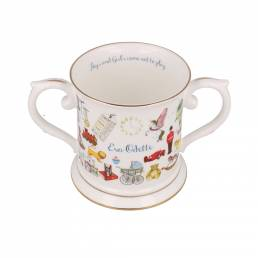 childs loving cup