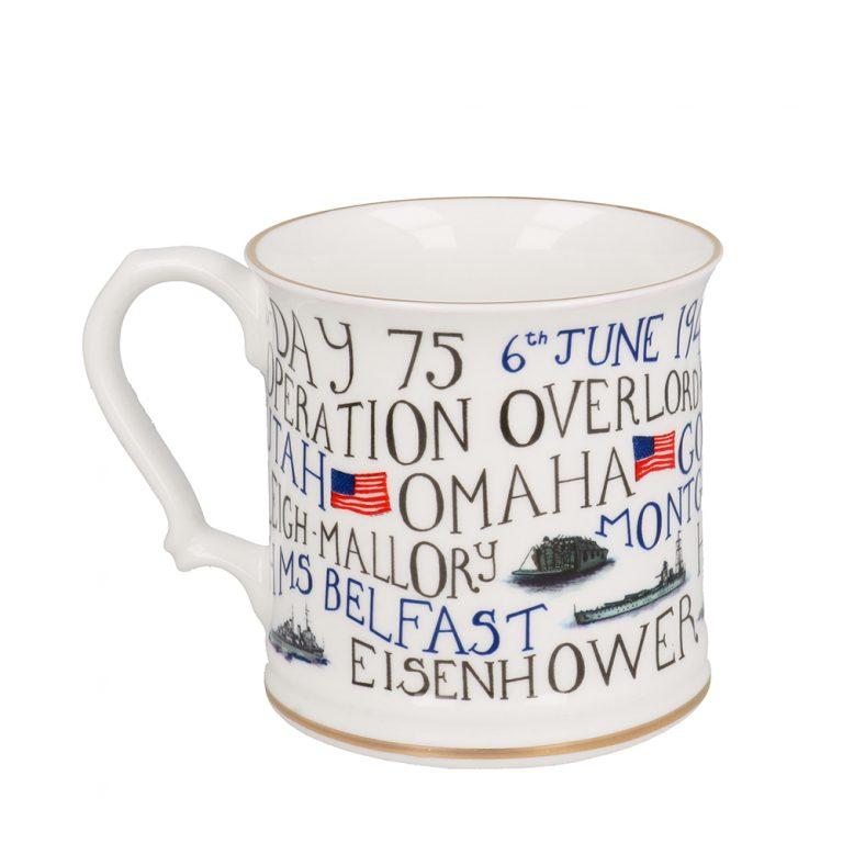 d-day mug