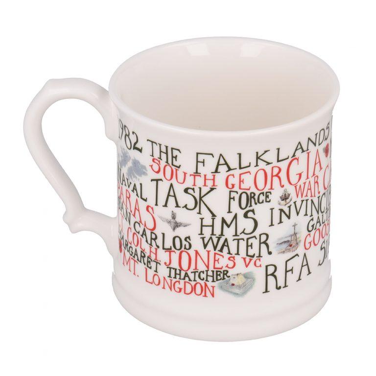 falklands war mug